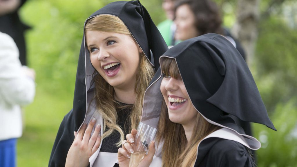 How to make the most of Graduation | University of Stirling