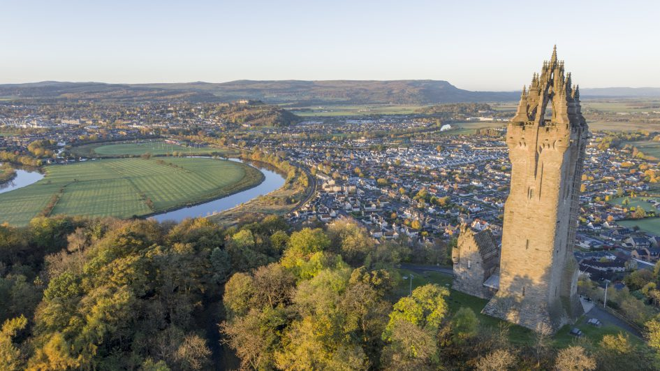City of Stirling - Wallace Monument