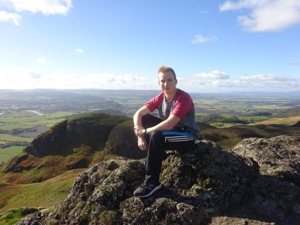 Danny from UofStirling explains the top reasons postgraduates choose Stirling
