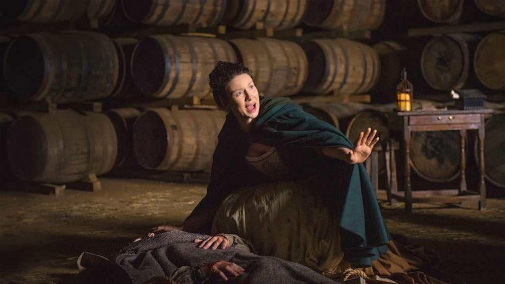 Deanston Distillery in the Outlander series