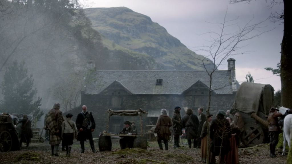 Image from Outlander series