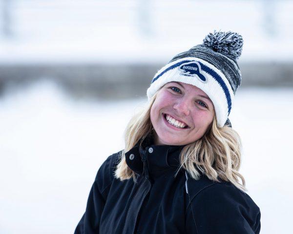 New University of Stirling student - Maya Reid