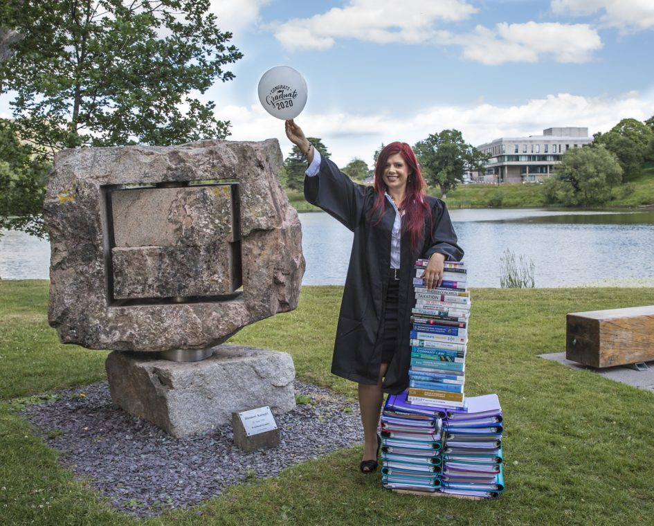 University of Stirling graduate